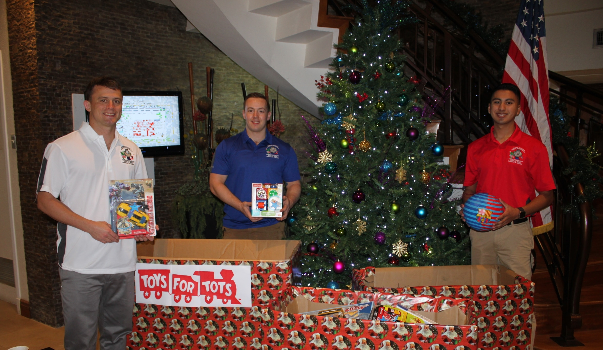 Christmas Toys For Tots Application : Toys for tots christmas donation u s embassy in